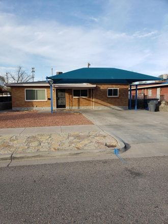 Rent this 3 bed apartment on 3405 Hixson St in El Paso, TX