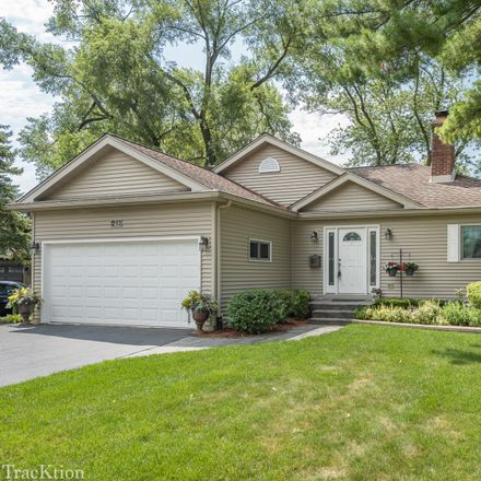 Rent this 3 bed house on 213 Grant Street in Downers Grove, IL 60515