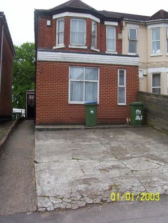 Rent this 6 bed house on 322 Burgess Road in Southampton SO16 3BL, United Kingdom