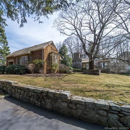 Rent this 5 bed house on 72 Woods End Road in New Canaan, CT 06840