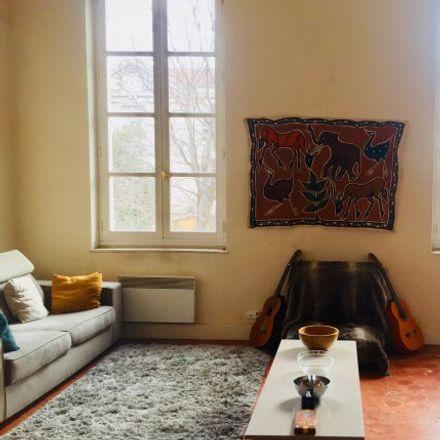 Rent this 1 bed apartment on Hôtel de Montvalon in 7 Rue Goyrand, 13627 Aix-en-Provence