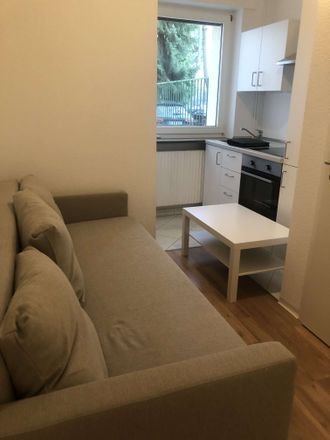 Rent this 1 bed apartment on Günderrodestraße 11 in 60327 Frankfurt, Germany