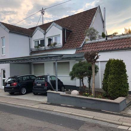Rent this 4 bed apartment on Friedhofstraße in 67480 Edenkoben, Germany