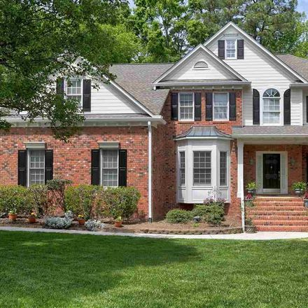 Rent this 5 bed house on 408 Riggsbee Farm Drive in Cary, NC 27519