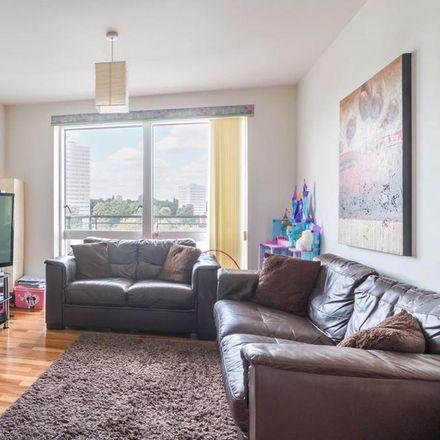 Rent this 2 bed apartment on Hemisphere in The Boulevard, Birmingham B5 7SU