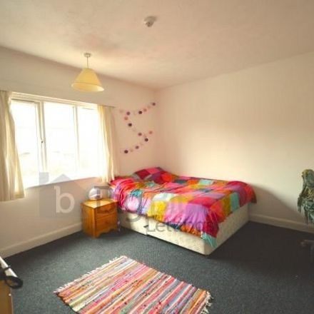 Rent this 4 bed house on Back Mayville Terrace in Leeds LS6 1NB, United Kingdom