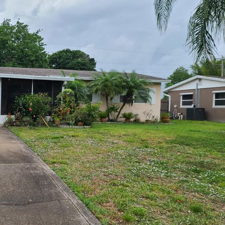 Rent this 3 bed house on 1090 Sparkman Street in Melbourne, FL 32935