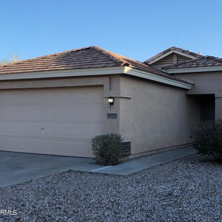 Rent this 3 bed house on 22337 West Devin Drive in Buckeye, AZ 85326