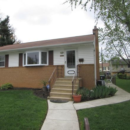 Rent this 3 bed house on 5011 Iroquois Street in College Park, MD 20740