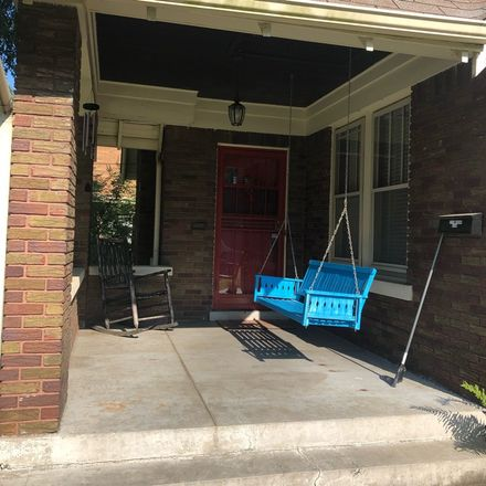 Rent this 1 bed room on 1752 Crump Avenue in Memphis, TN 38107