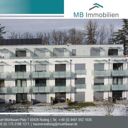 Rent this 1 bed apartment on Spielplatz im Stadtpark in Falkensteiner Straße, 93426 Roding