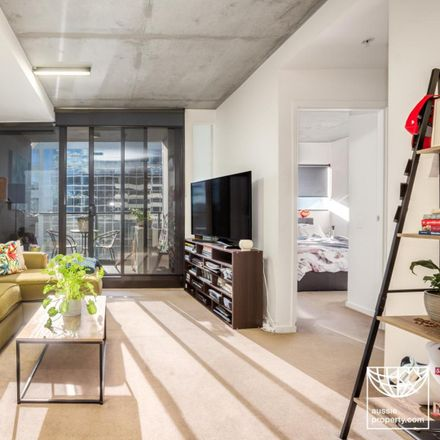 Rent this 1 bed apartment on 1111/568 St Kilda Road