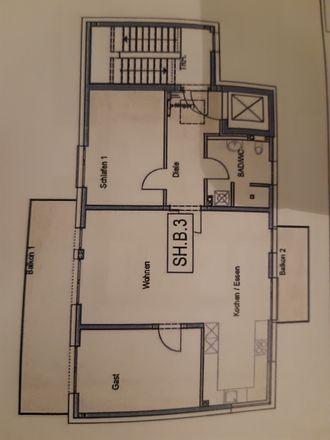 Rent this 3 bed apartment on ZLST Limburg-Weilburg in Gartenstraße, 65549 Limburg