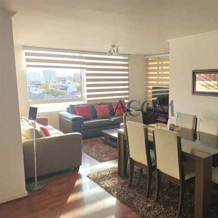 Rent this 3 bed apartment on Los Jesuitas 842 in 750 0000 Providencia, Chile
