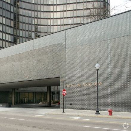 Rent this 3 bed condo on Lake Point Tower in 505 North Lake Shore Drive, Chicago