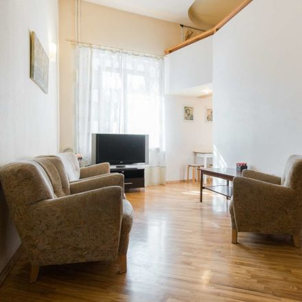 Rent this 1 bed apartment on Pylimo g. in Vilnius 01141, Lithuania