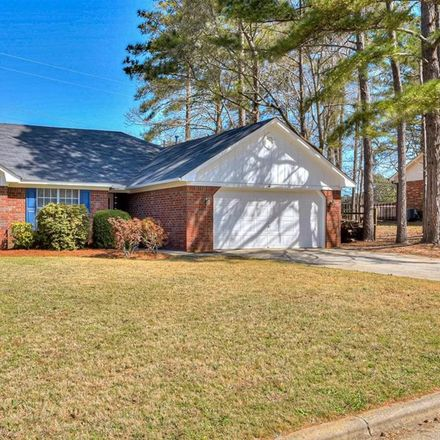 Rent this 4 bed house on 673 Tara Ln in Evans, GA