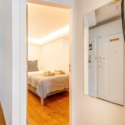 Rent this 2 bed apartment on Rua da Alegria 25 in 1250-195 Lisbon, Portugal