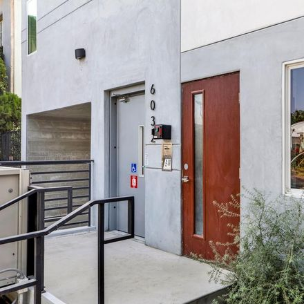 Rent this 4 bed townhouse on Romaine St in Los Angeles, CA