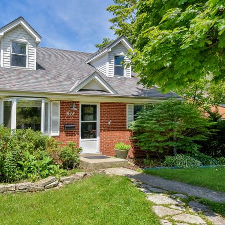 Rent this 4 bed house on 618 Webster Avenue in Wheaton, IL 60187