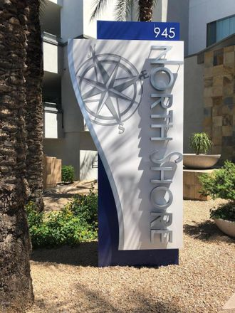 Rent this 2 bed apartment on 945 East Playa Del Norte Drive in Tempe, AZ 85281