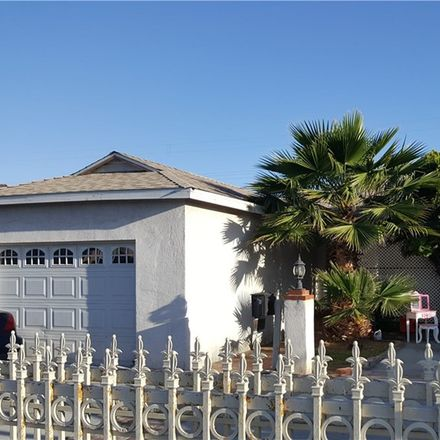 Rent this 4 bed house on 1342 West School Street in Compton, CA 90220