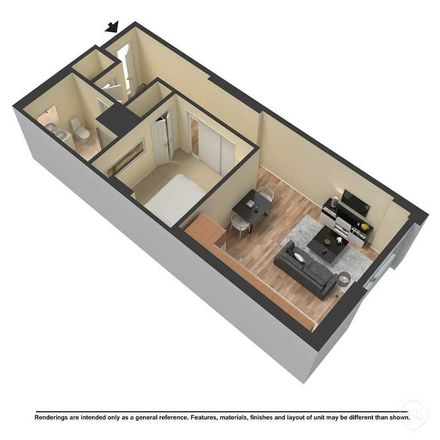 Rent this 2 bed apartment on Tysons Corner Center in VITA Tysons Corner Center, 7902 Tysons One Place