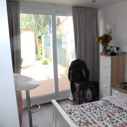 Rent this 1 bed apartment on Savers in St Nicholas Avenue, London RM12 4PT