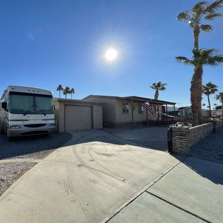 Rent this 2 bed house on 12599 South Camino del Diablo in Fortuna Foothills, AZ 85367