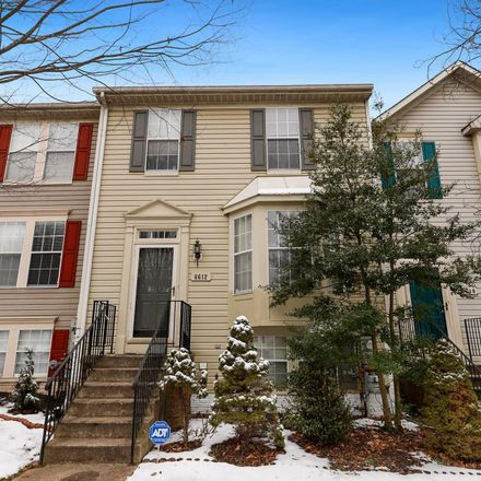 Rent this 3 bed townhouse on 8612 Accokeek Street in Russett, MD 20724