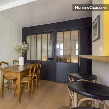 Rent this 1 bed apartment on 6 Rue des Capucins in 69001 Lyon, France