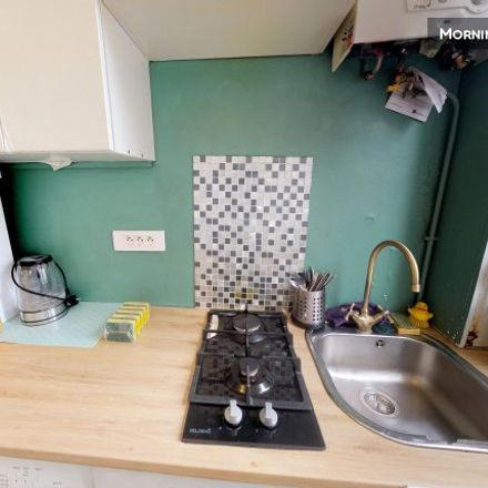 Rent this 1 bed apartment on 14 Rue Riant in 93200 Saint-Denis, France