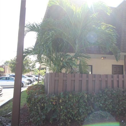 Rent this 3 bed condo on San Remo Boulevard in North Lauderdale, FL 33068