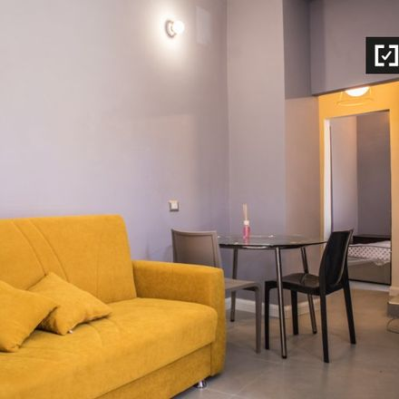 Rent this 1 bed apartment on Via Pietro Maestri in 00191 Rome RM, Italy