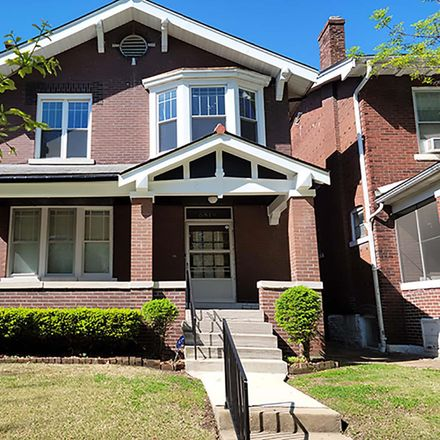 Rent this 4 bed house on de Giverville Ave in Saint Louis, MO