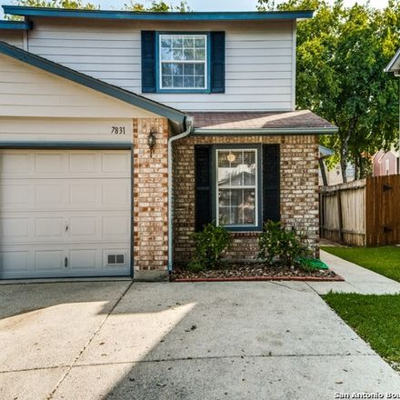 Rent this 3 bed house on Rustic Park in San Antonio, TX 78240