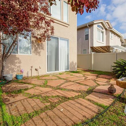 Rent this 2 bed townhouse on 1254 El Cortez Court in Chula Vista, CA 91910