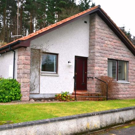 Rent this 3 bed house on Woodside Drive in Forres IV36 2UF, United Kingdom