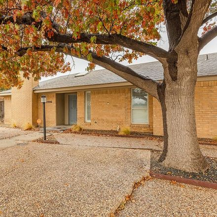 Rent this 3 bed townhouse on 2906 Moss Avenue in Midland, TX 79705