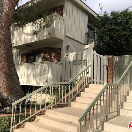 Rent this 2 bed condo on 10661 Wilkins Avenue in Los Angeles, CA 90024