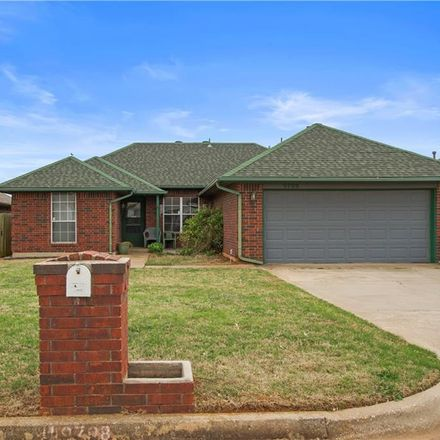 Rent this 3 bed house on 9708 Grissom Drive in Midwest City, OK 73130