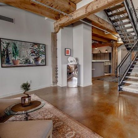 Rent this 3 bed loft on 509 Elm Street in Dallas, TX 75202