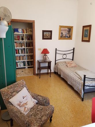 Rent this 5 bed room on Embassy of Kosovo in Via Tolmino, 12