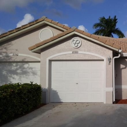 Rent this 3 bed townhouse on 10553 Pelican Drive in Wellington, FL 33414