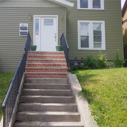 Rent this 2 bed apartment on 363 Green Street in Syracuse, NY 13203