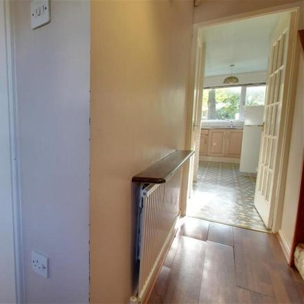 Rent this 3 bed house on Crondal Place in Birmingham B15, United Kingdom