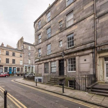 Rent this 1 bed apartment on 16 St Stephen Place in City of Edinburgh EH3 5AP, United Kingdom