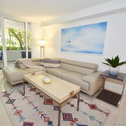 Rent this 4 bed condo on 1717 North Bayshore Drive in Miami, FL 33132