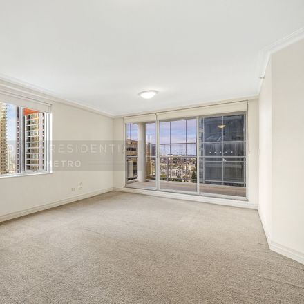 Rent this 2 bed apartment on Level 20 in 2005/199 Castlereagh Street, Sydney
