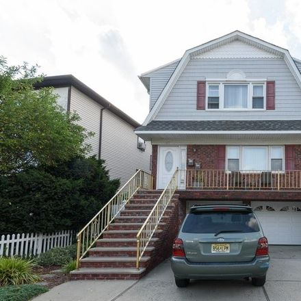 Rent this 6 bed duplex on 47 Isabella Avenue in Bayonne, NJ 07002